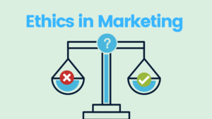 Marketing: What can we say on its ethics side?