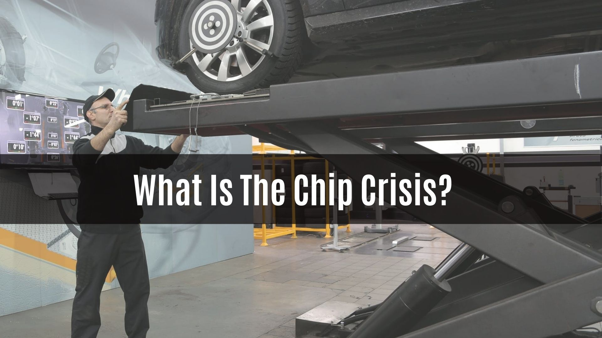 What Is The Chip Crisis