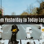 From Yesterday to Today Lego