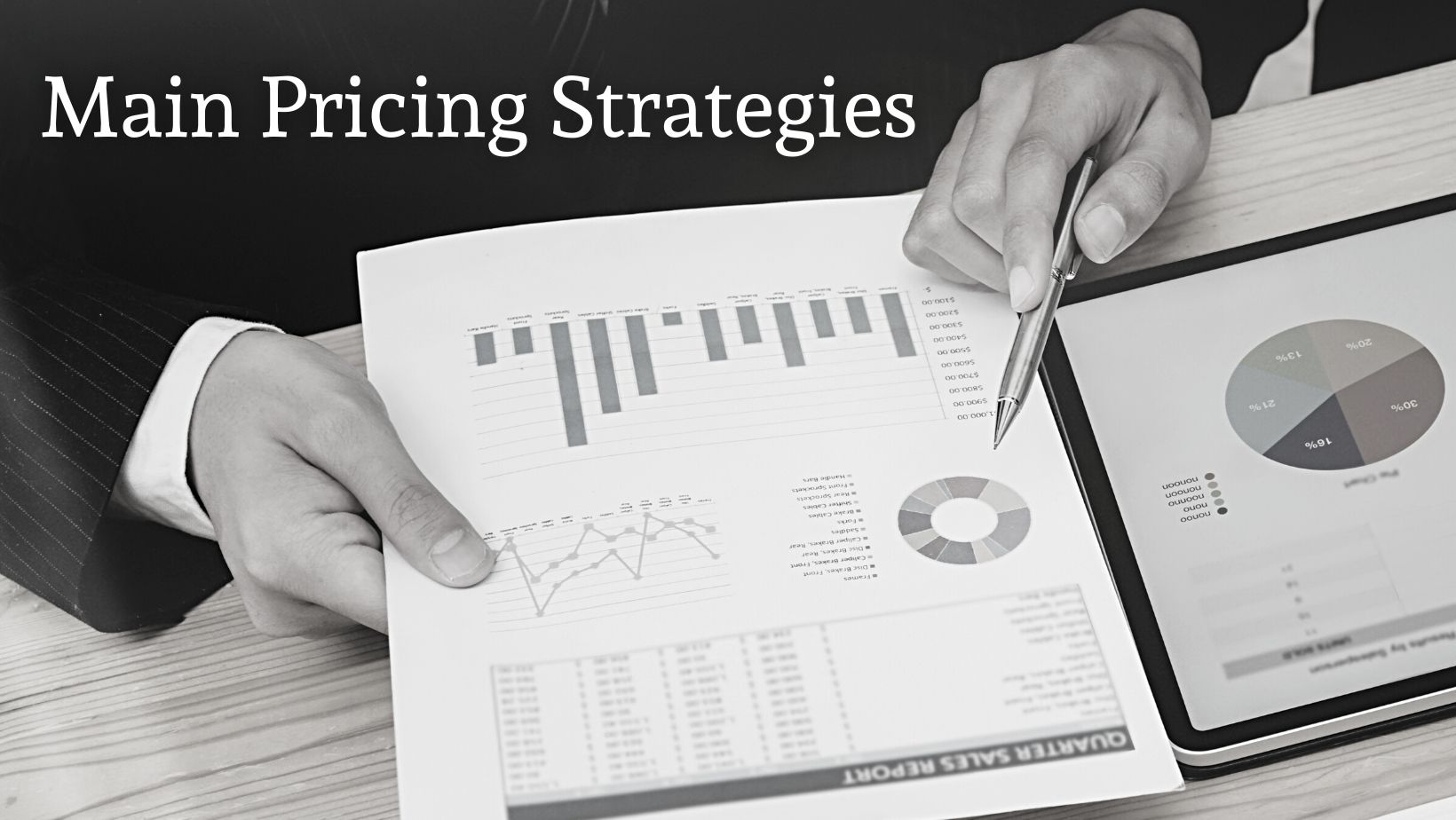 Main Pricing Strategies cover